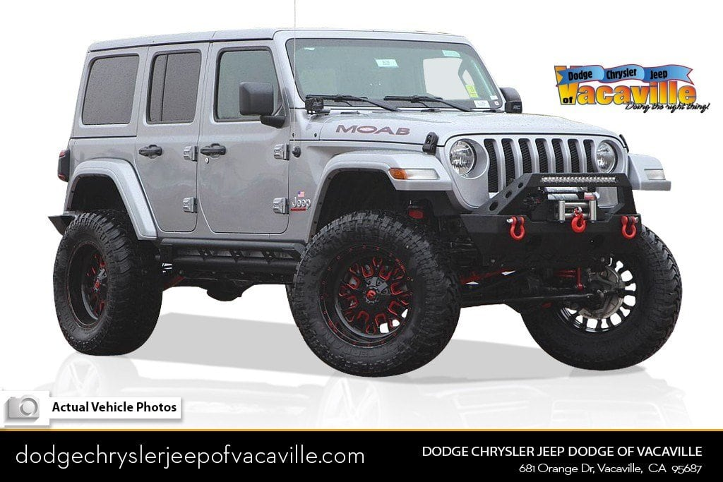 Jeep Wrangler 2018 $53881.00 incacar.com