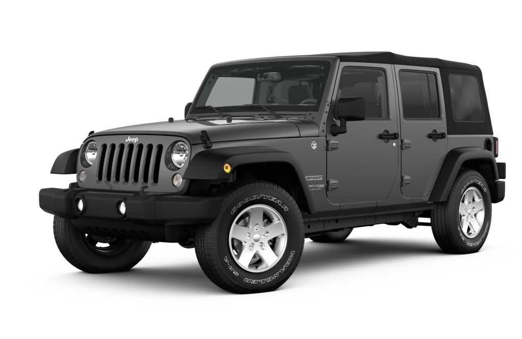 Jeep Wrangler 2018 $40670.00 incacar.com