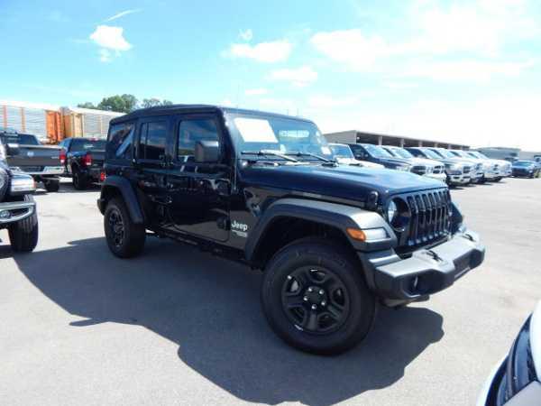 Jeep Wrangler 2018 $32658.00 incacar.com