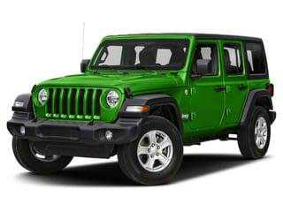 used Jeep Wrangler 2018 vin: 1C4HJXDG2JW277053