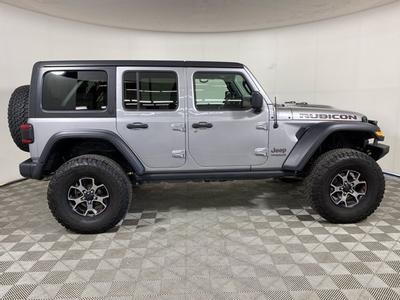 2018 Jeep Wrangler Unlimited Rubicon