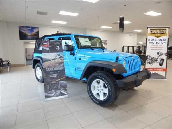 Jeep Wrangler 2018 $33926.00 incacar.com
