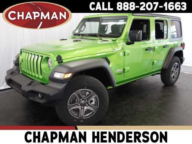 Jeep Wrangler 2018 $43060.00 incacar.com