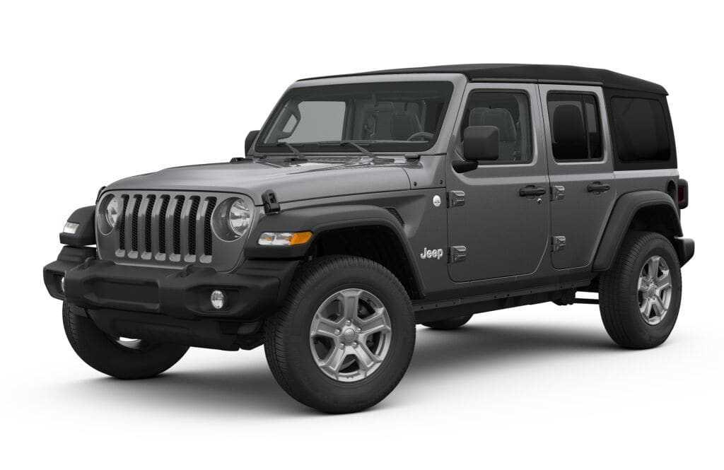 Jeep Wrangler 2018 $44040.00 incacar.com
