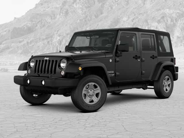 Jeep Wrangler 2018 $36811.00 incacar.com