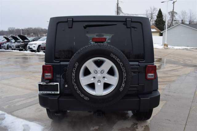 Jeep Wrangler 2018 $49042.00 incacar.com