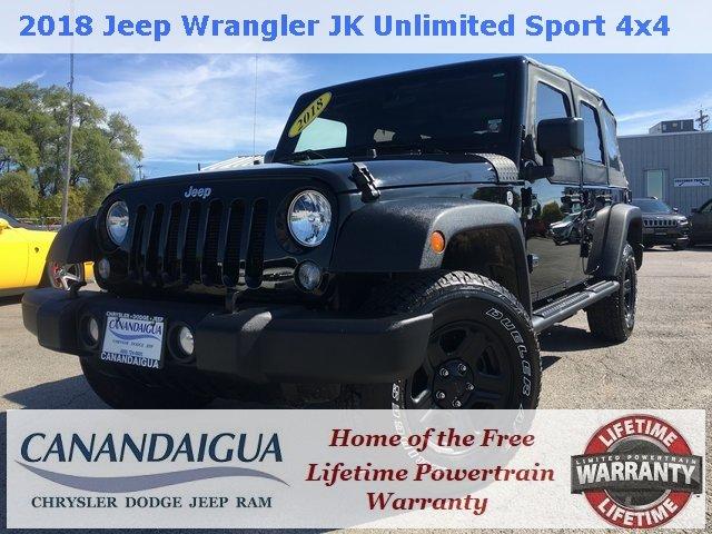 Jeep Wrangler 2018 $29871.00 incacar.com