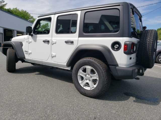 Jeep Wrangler 2019 $42215.00 incacar.com