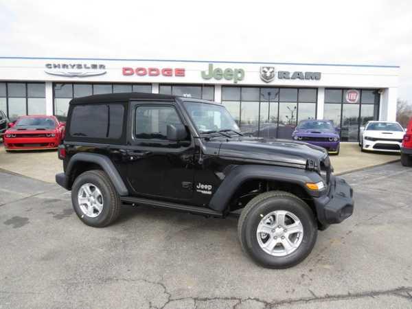 Jeep Wrangler 2019 $34462.00 incacar.com