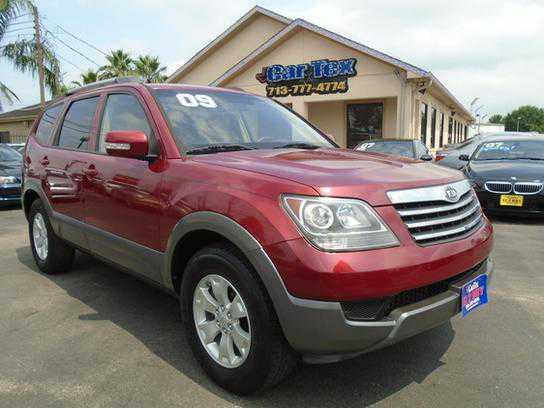 Kia Borrego 2009 $9487.00 incacar.com