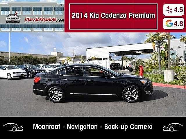 Kia Cadenza 2014 $16500.00 incacar.com
