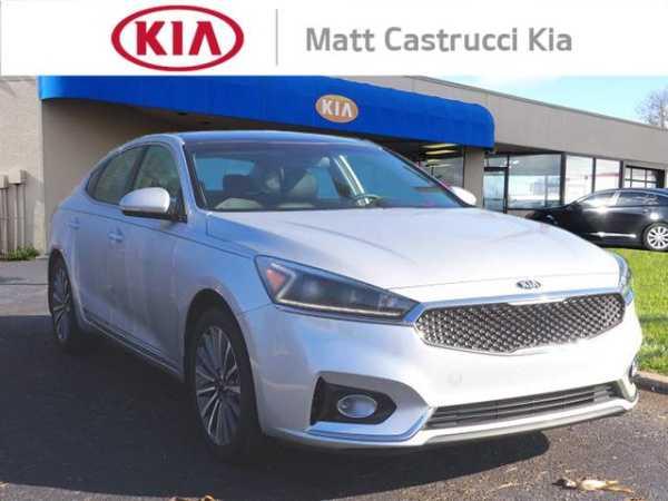 Kia Cadenza 2017 $37075.00 incacar.com