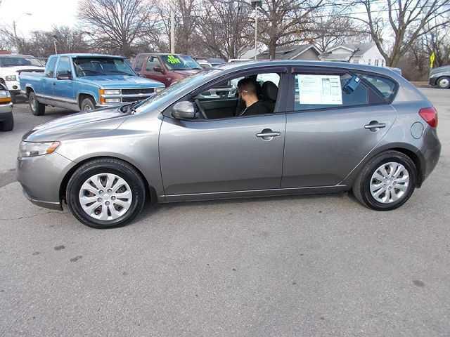 Kia Forte 2012 $4698.00 incacar.com