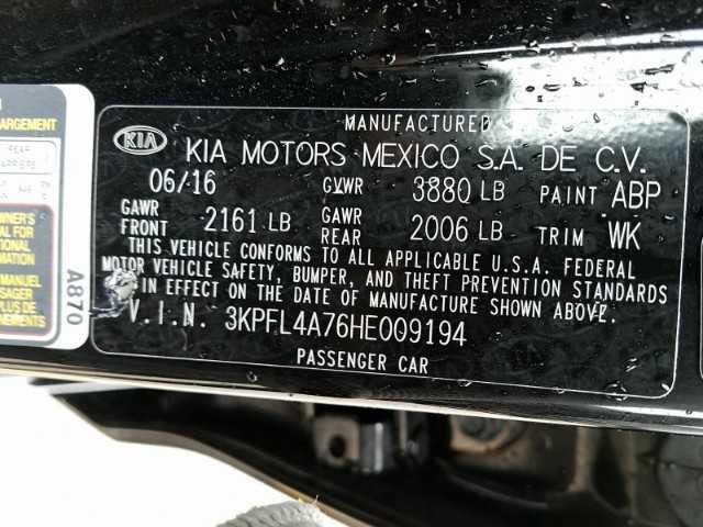 Kia Forte 2017 $12999.00 incacar.com
