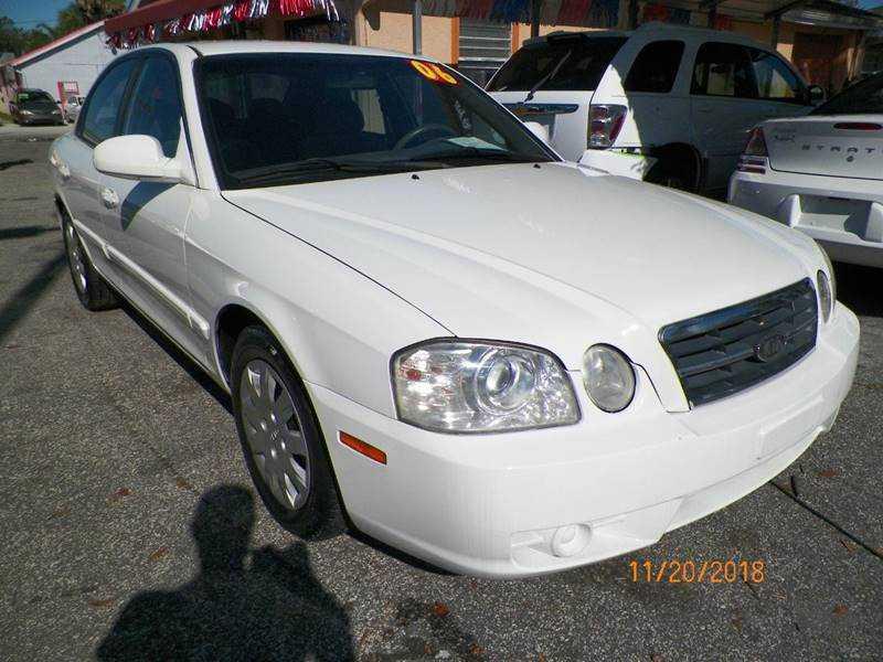 Kia Optima 2006 $2890.00 incacar.com