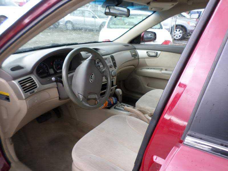 Kia Optima 2006 $1699.00 incacar.com