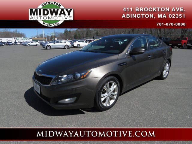 Kia Optima 2013 $10762.00 incacar.com