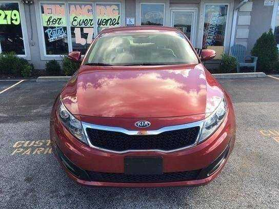 Kia Optima 2013 $11888.00 incacar.com