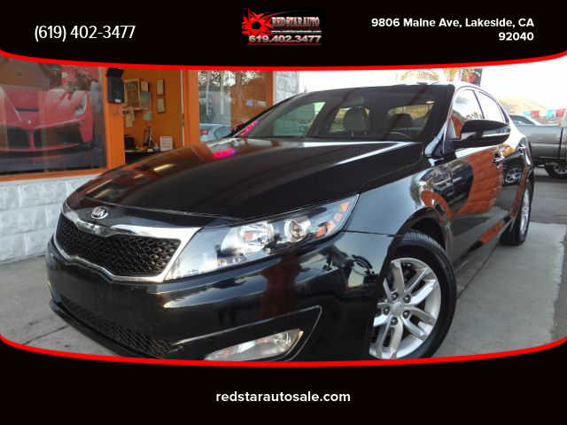 Kia Optima 2013 $9500.00 incacar.com