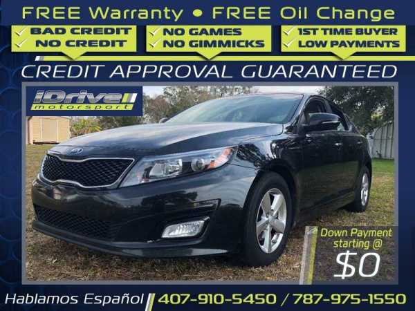 Kia Optima 2015 $7995.00 incacar.com