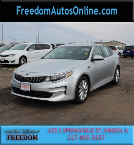 Kia Optima 2016 $16998.00 incacar.com