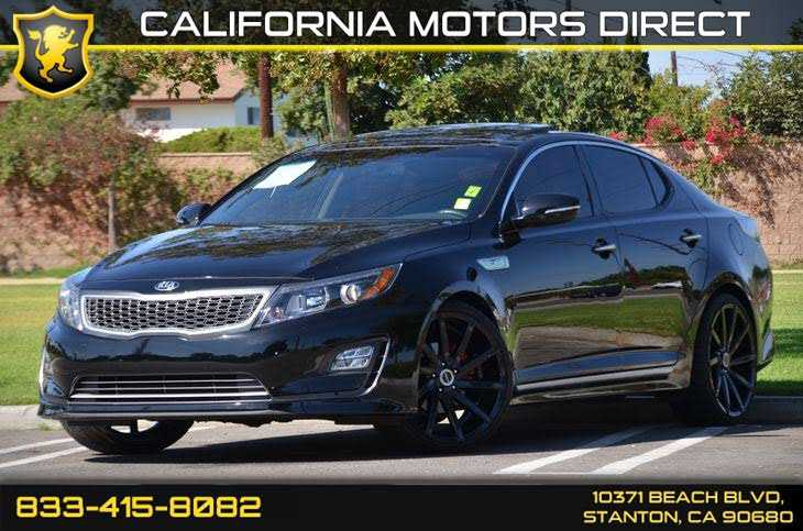 Kia Optima 2016 $13399.00 incacar.com