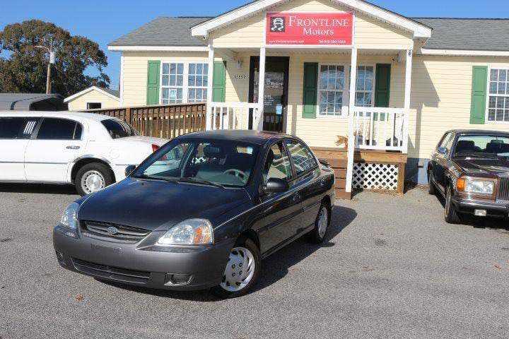 Kia Rio 2004 $2750.00 incacar.com