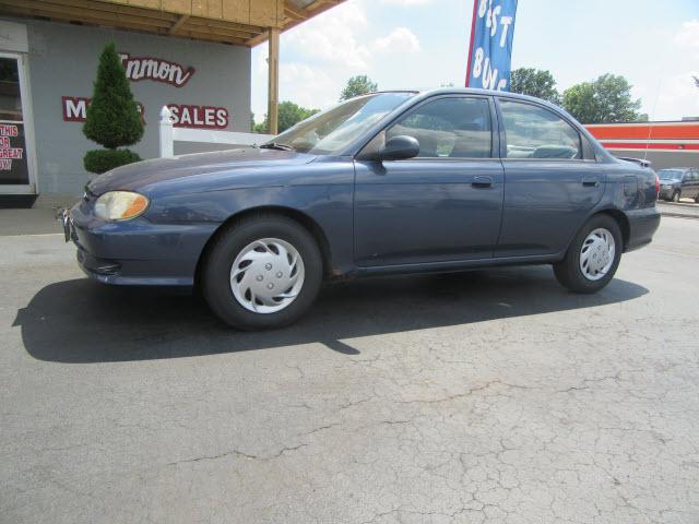 Kia Sephia 2001 $2495.00 incacar.com