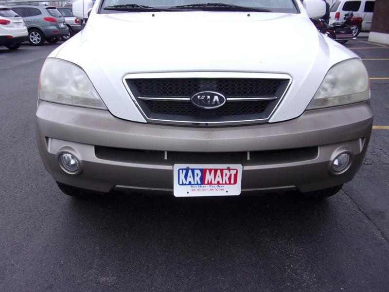 Kia Sorento 2005 $4995.00 incacar.com