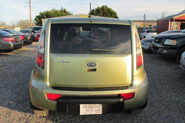 Kia Soul 2010 $3500.00 incacar.com