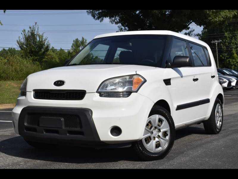 Kia Soul 2011 $2995.00 incacar.com