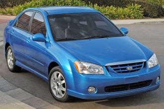Kia Spectra 2005 $2500.00 incacar.com
