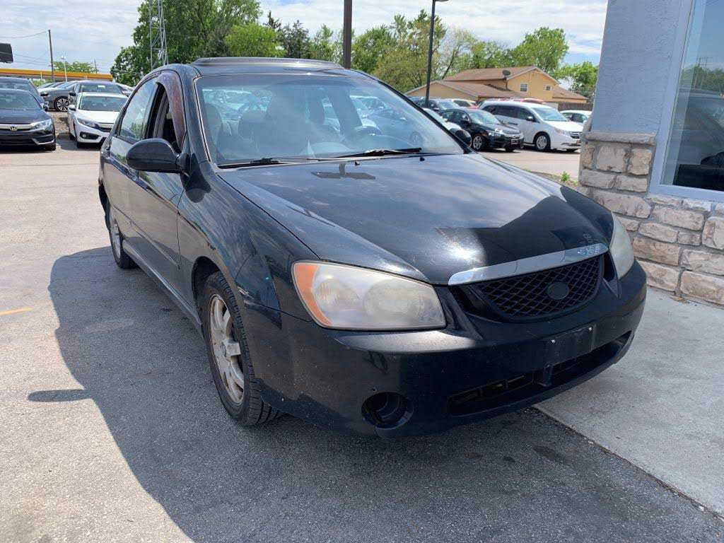 Kia Spectra 2005 $1500.00 incacar.com