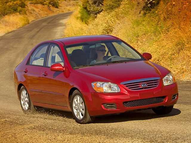 Kia Spectra 2009 $3275.00 incacar.com