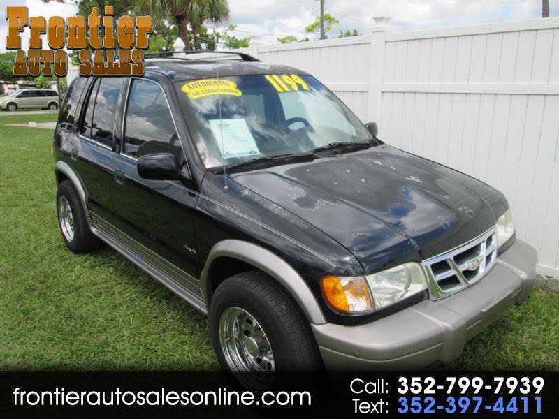 Kia Sportage 2000 $1199.00 incacar.com