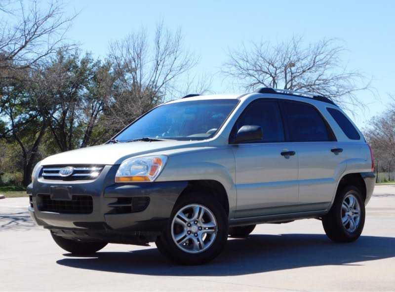Kia Sportage 2006 $4700.00 incacar.com