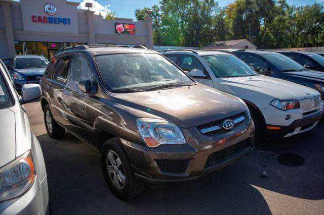 Kia Sportage 2009 $5945.00 incacar.com