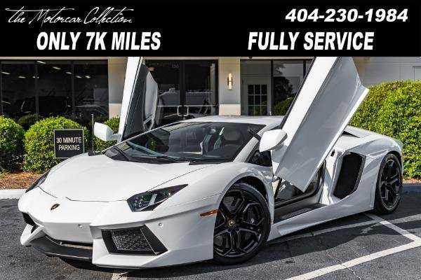 Lamborghini Aventador 2012 $210997.00 incacar.com