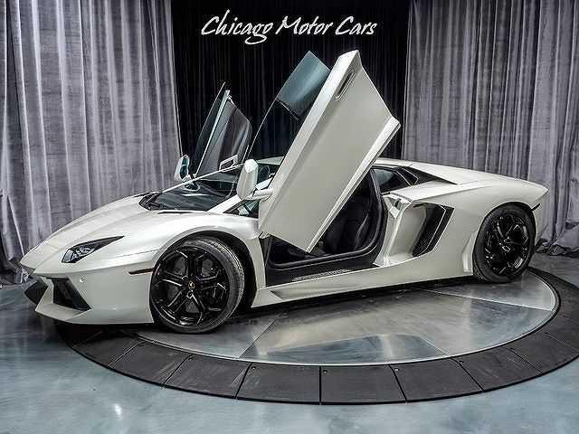 Lamborghini Aventador 2013 $269800.00 incacar.com