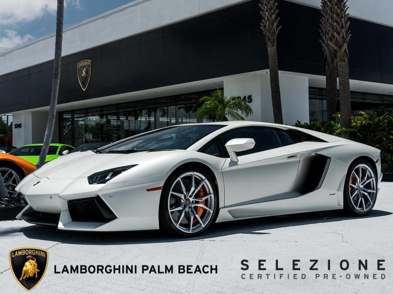 Lamborghini Aventador 2014 $329951.00 incacar.com