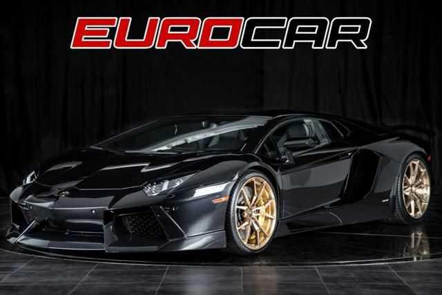 Lamborghini Aventador 2014 $319999.00 incacar.com