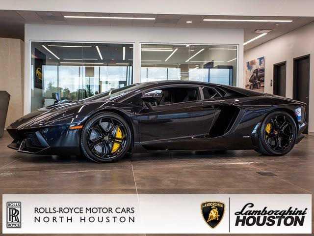 Lamborghini Aventador 2014 $274991.00 incacar.com