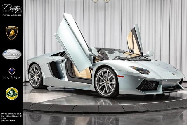 Lamborghini Aventador 2014 $339950.00 incacar.com