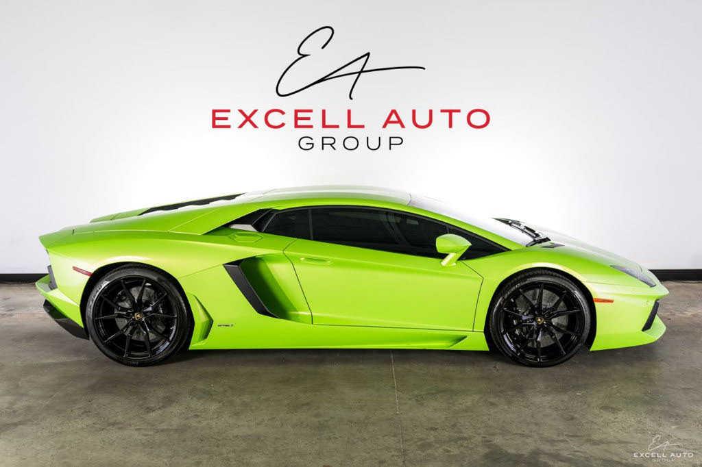Lamborghini Aventador 2014 $279900.00 incacar.com