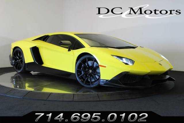 Lamborghini Aventador 2014 $349888.00 incacar.com