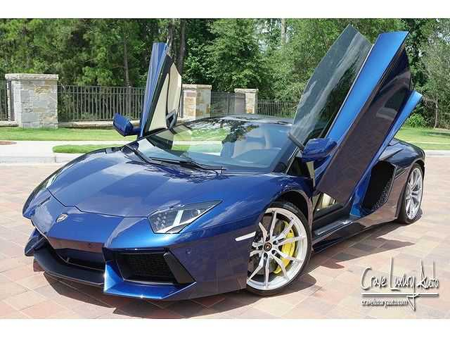Lamborghini Aventador 2014 $329750.00 incacar.com
