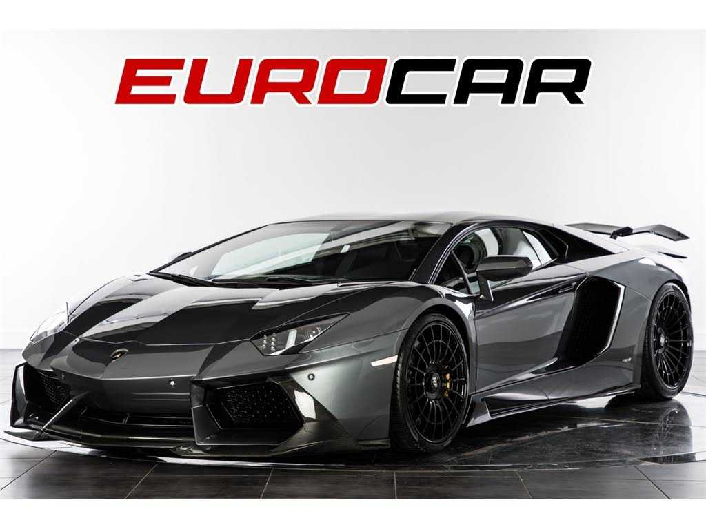 Lamborghini Aventador 2015 $309999.00 incacar.com