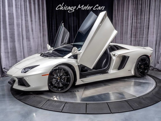 Lamborghini Aventador 2015 $329800.00 incacar.com