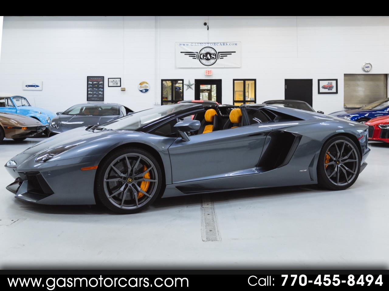 Lamborghini Aventador 2015 $285979.00 incacar.com