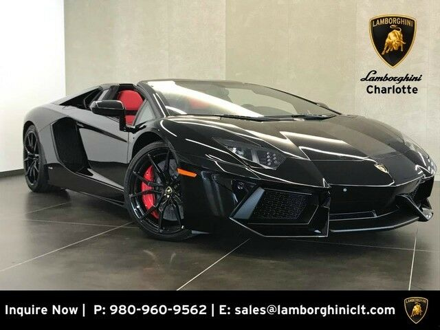 Lamborghini Aventador 2016 $379900.00 incacar.com
